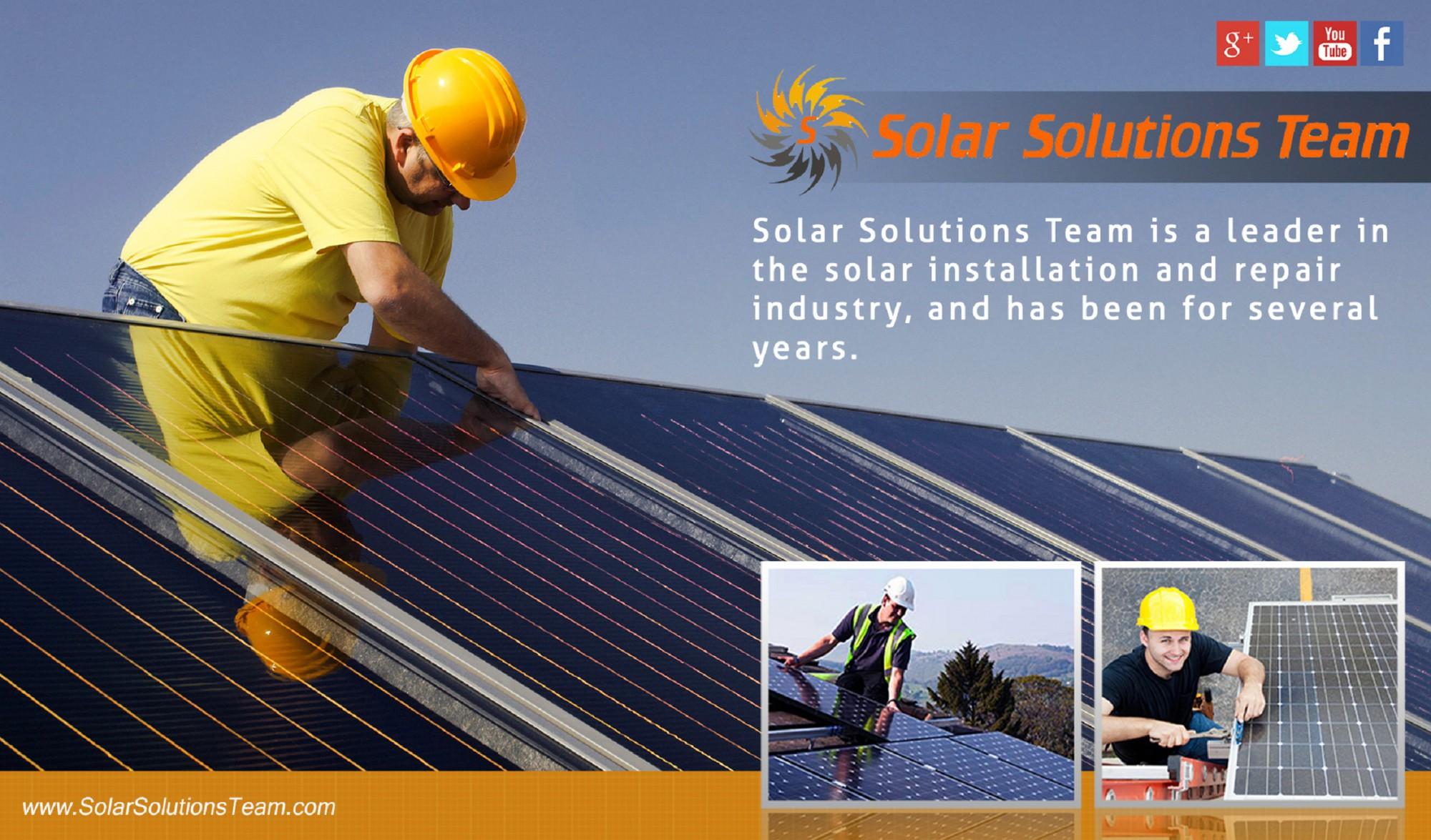 Solar Solutions Team